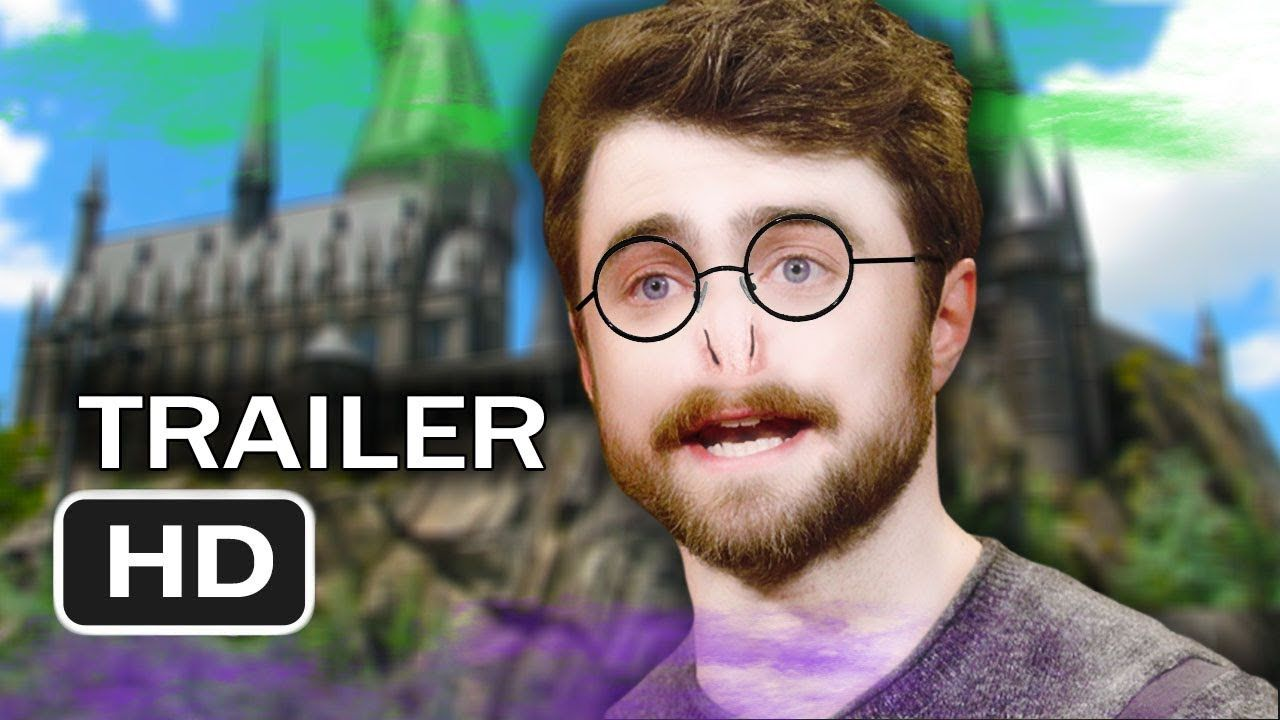 Harry Potter And The Demon Child 2020 Movie Trailer Parody Movie Trailers Parody Harry Potter