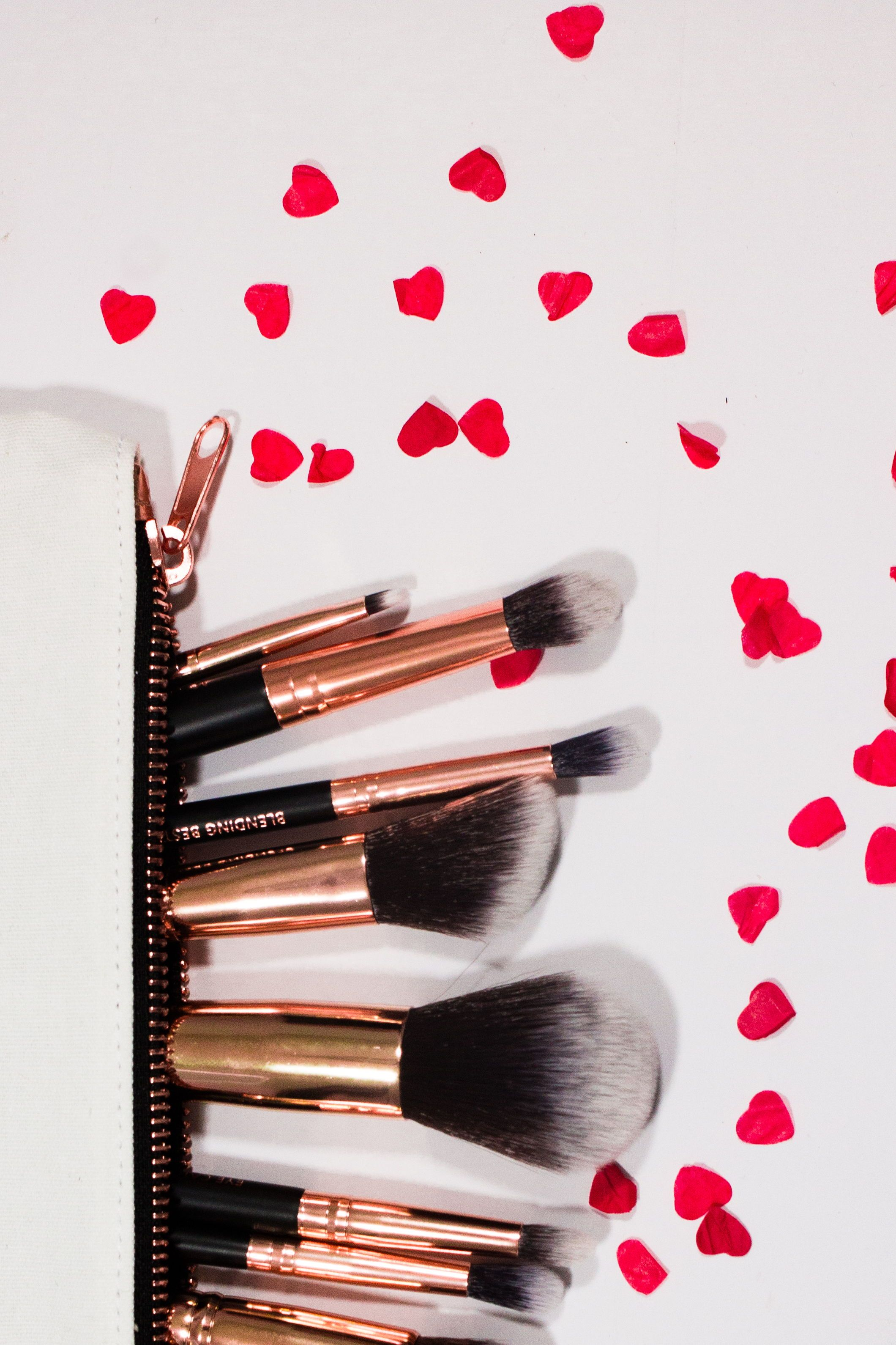 All I want for Valentine's Day is... vegan, cruelty free