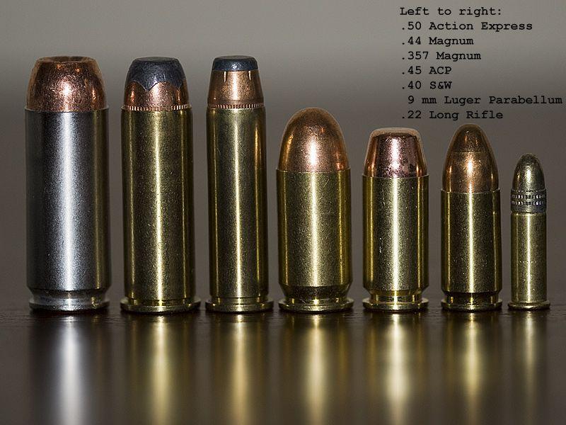 Pin En Ammo