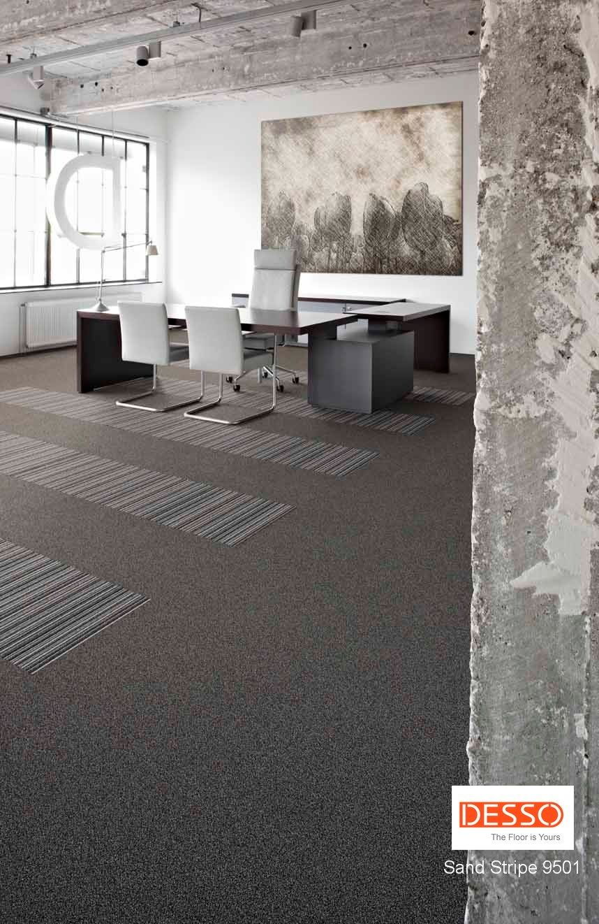 Carpet Tile With Natural Shapes Desso Grain Tarkett Carpet