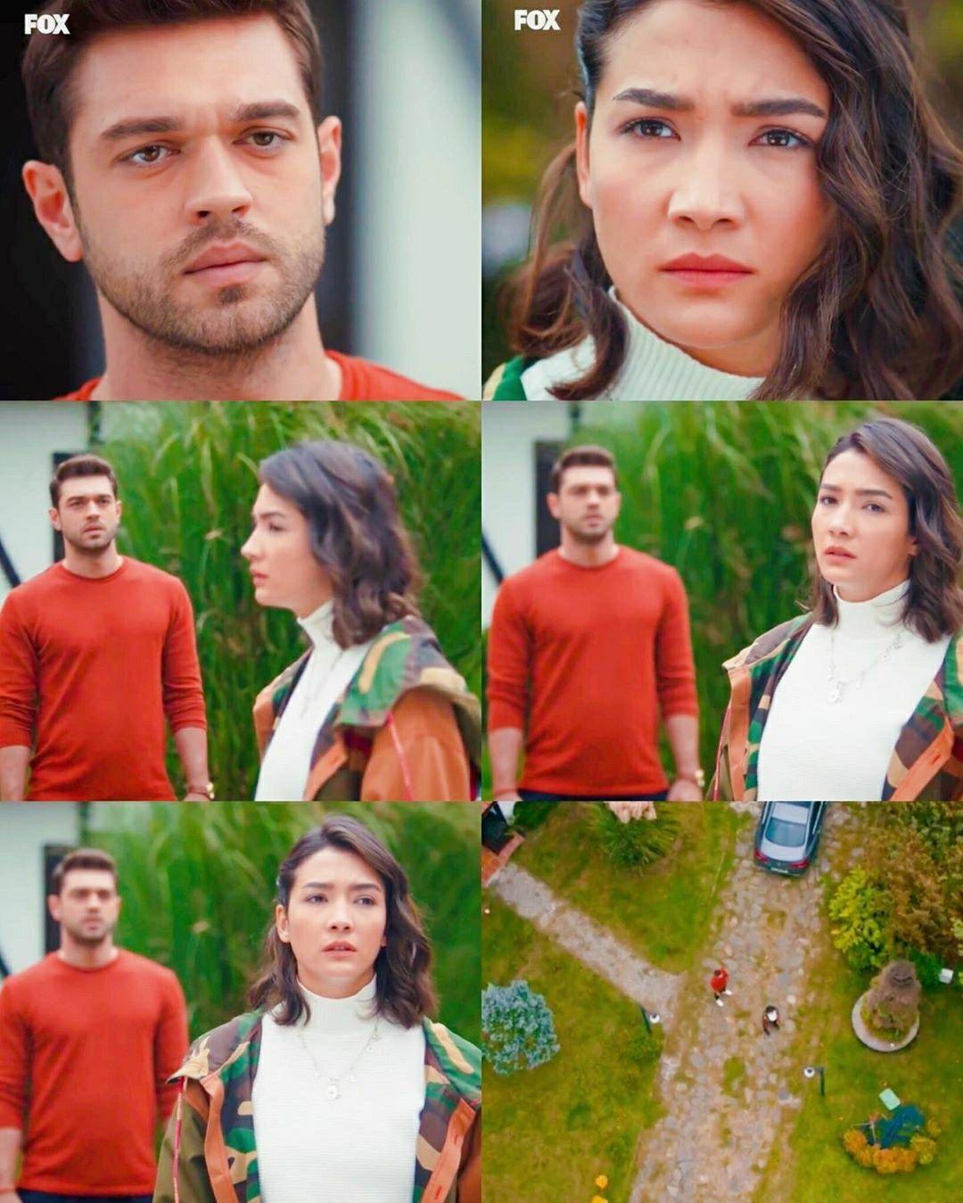 Pin By Ainaz On Her Yerde Sen Turkish Actors Woman Face Actors