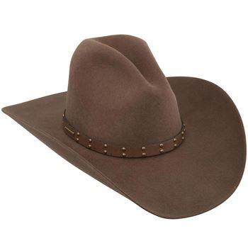 3f62f781f8975 Stetson Seminole 4XXXX Buffalo Fur Felt Hat