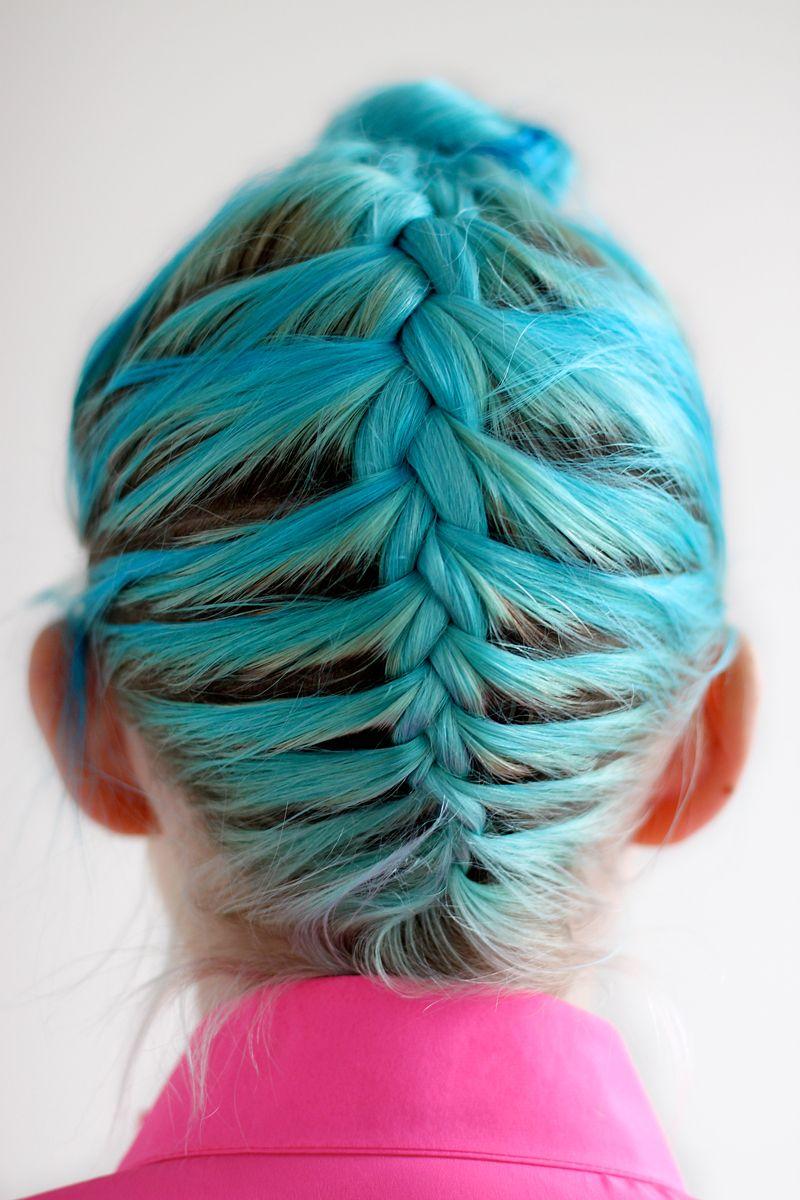 Blue hair hair in blue pinterest blue hair hair style and
