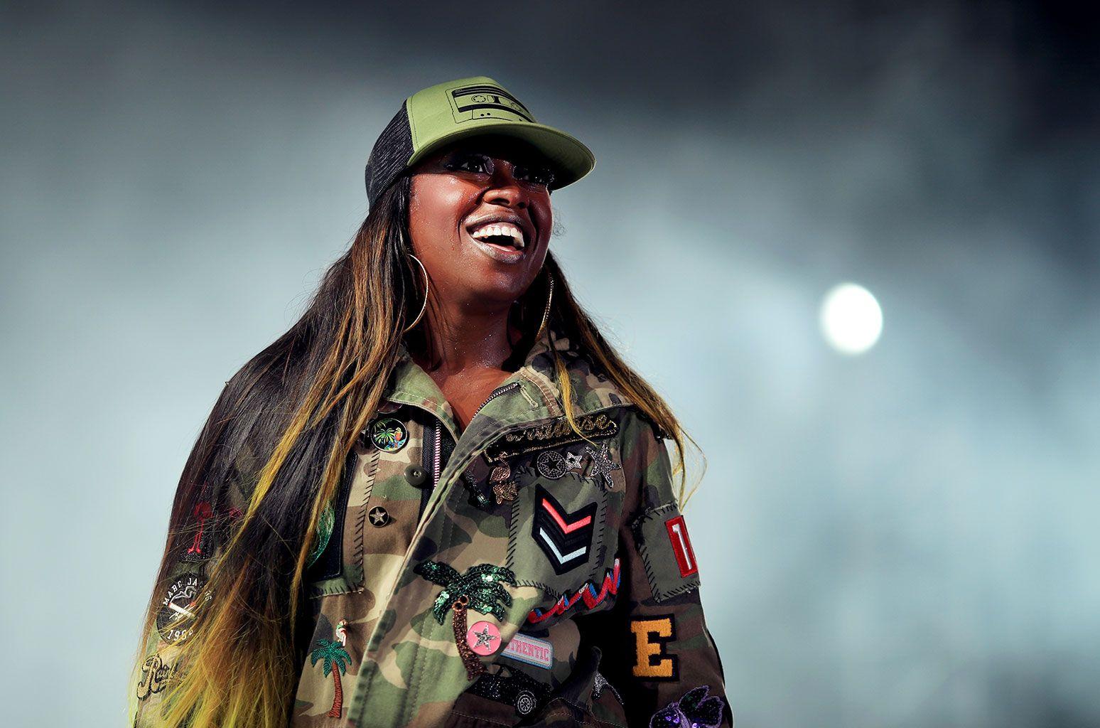 Missy Elliott To Be Honored At Essence's 2018 Black Women
