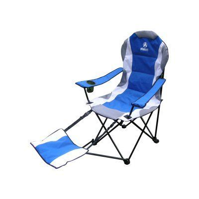 Pleasing Outdoor Gigatent Camping Chair With Footrest Cc 002 Theyellowbook Wood Chair Design Ideas Theyellowbookinfo