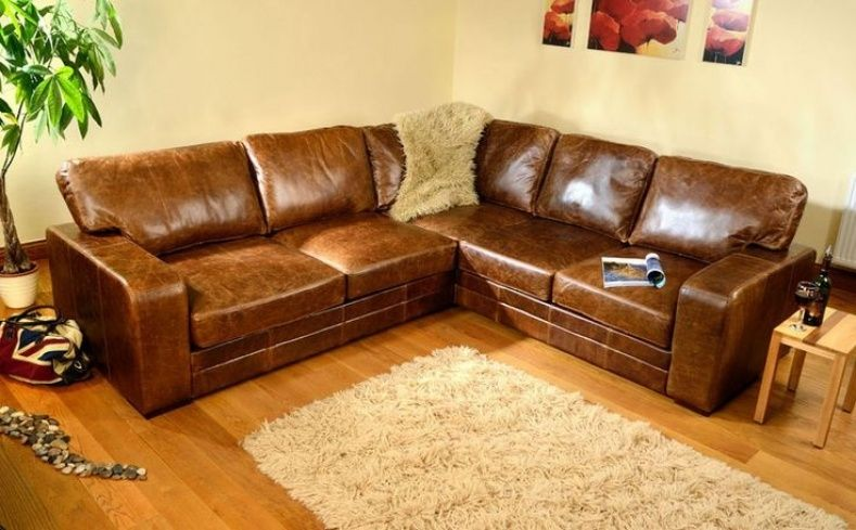 Brown Leather Corner Couch Leather Corner Sofa Corner Sofa Buy
