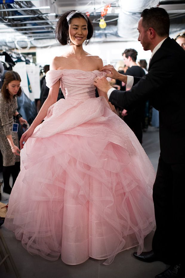 Oscar de la Renta Fall 2012 collection | Fashion clothes | Pinterest ...