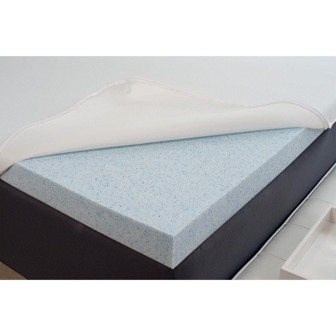 Biofresh 2 gel memory foam mattress topper clean