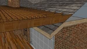 Image Result For Attaching Patio Roof To Existing Roof