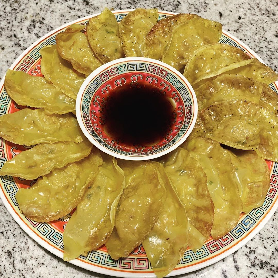 Just Call Me The King Of Dumplings Nom Dumplings Chinesefood Delicious Asian Chinese Food Yum In 2020 Instagram Posts Delicious Instagram
