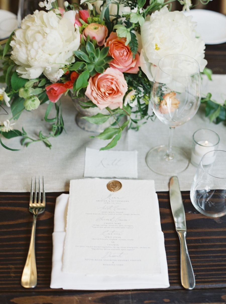 Magical Elegance is a Pool Filled with Coral Peonies | Coral peonies ...