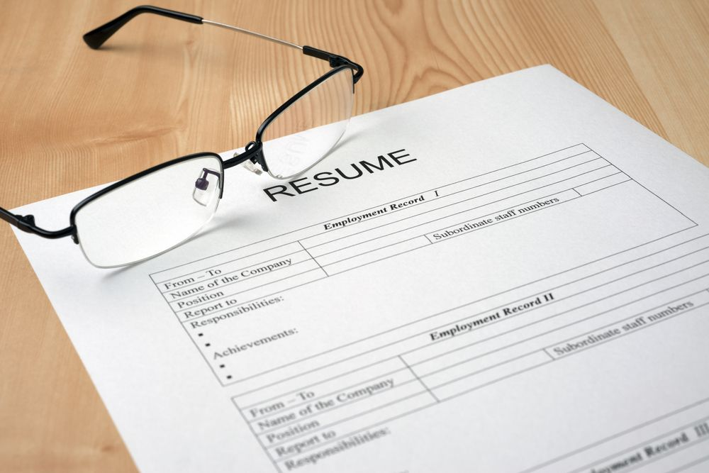 Online professional resume writing services 4 government jobs