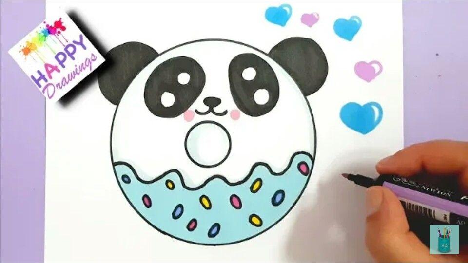 Pin By Manoj Kolambkar On Art Sketches With Images Cute Panda
