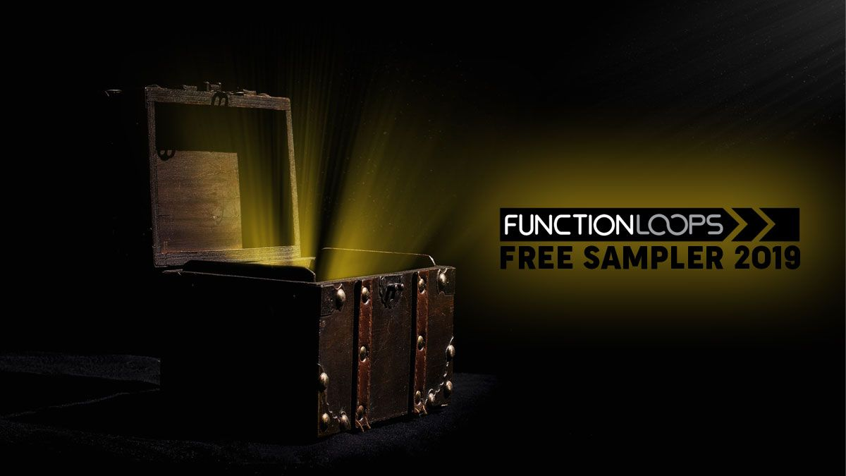 Function Loops Releases Free Sampler 2019 with 2GB of One-Shots