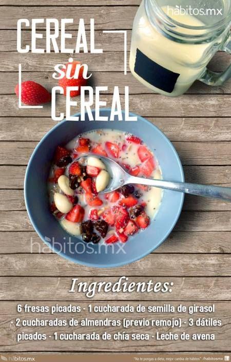 Dieta vegana sin cereales