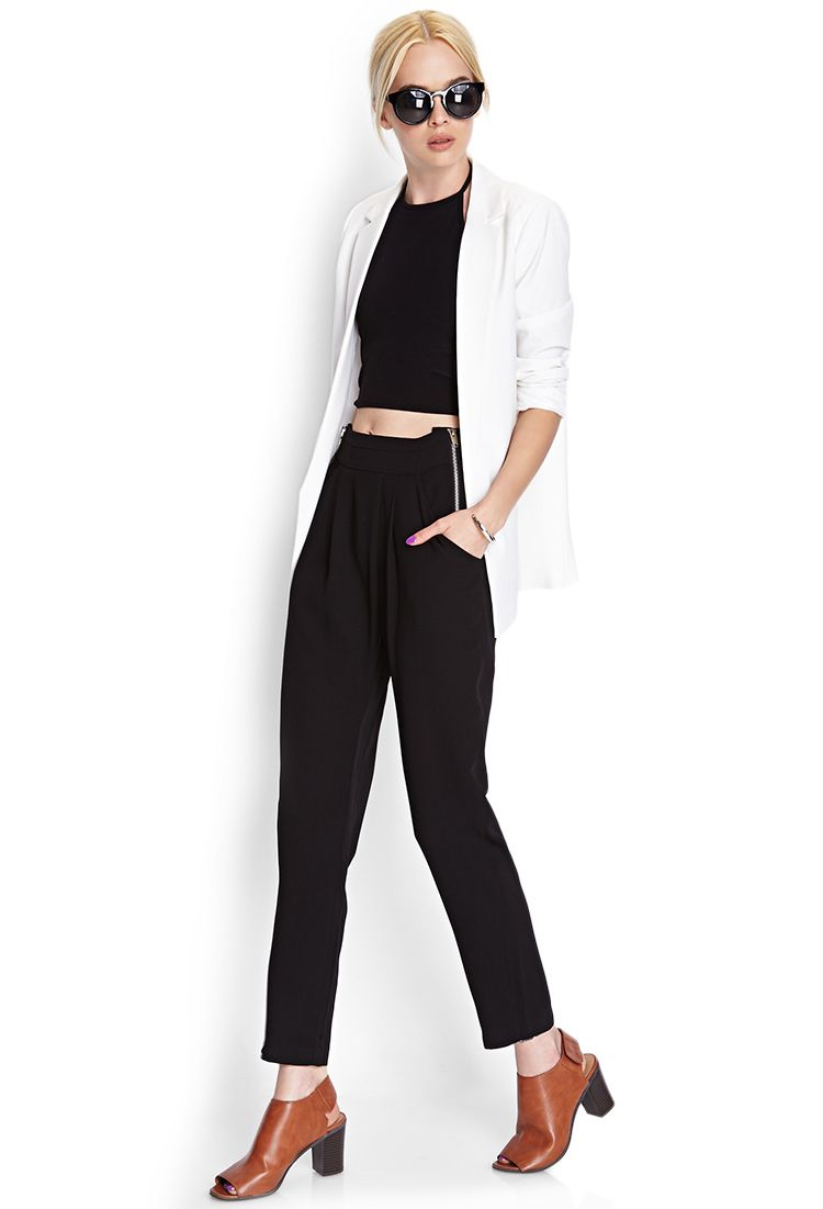 Perfect Pleat Trousers