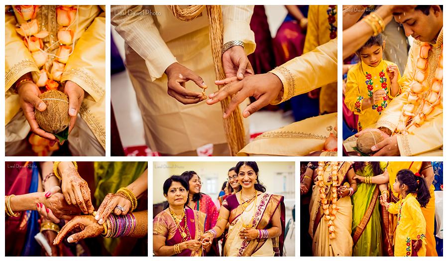 Malibu Hindu Temple Sangeet Ceremony By Liesl Sel Photo Los Angeles Wedding Portrait And Fashion Photographer