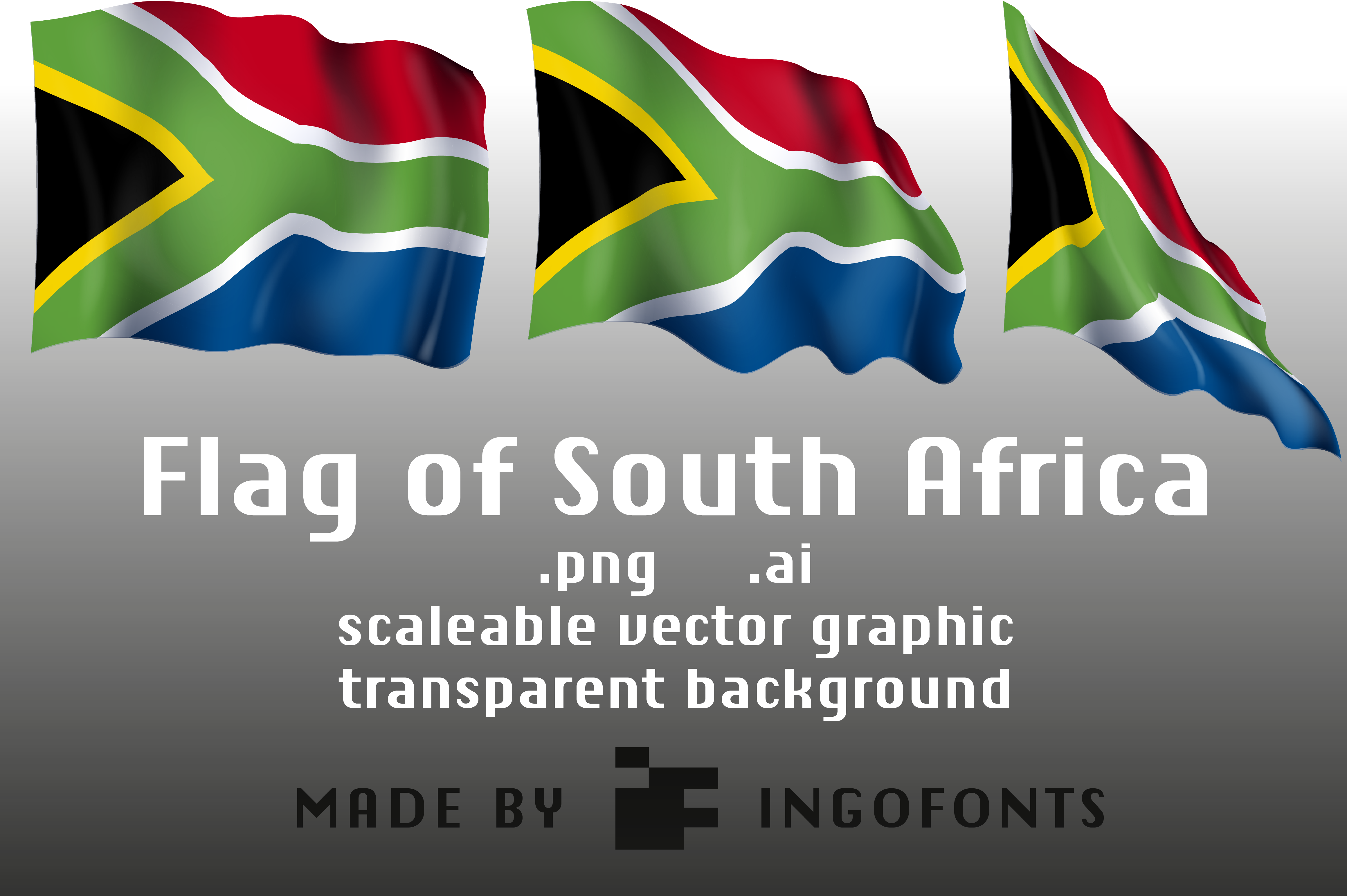 Flag Of South Africa Graphic By Ingofonts Creative Fabrica Africa South Africa South Africa Flag