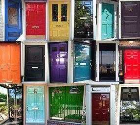 Fine Paints Of Europe How To Paint A Door Palette Home Fine Paints Of Europe Painted Front Doors Door Paint Colors