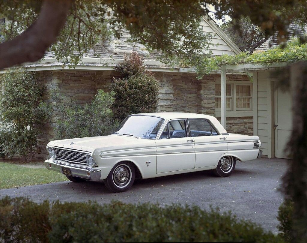 1964 Ford Falcon Futura 4 Door Sedan In 2020 1964 Ford Falcon 1964 Ford Ford Falcon