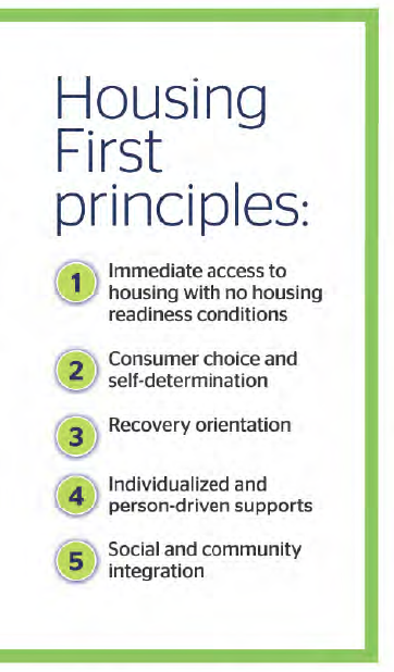 Housing First Principles Http Homelesshub Com Blog Infographic Wednesday Program Can End Homelessne Equality And Diversity Helping The Homeless Infographic