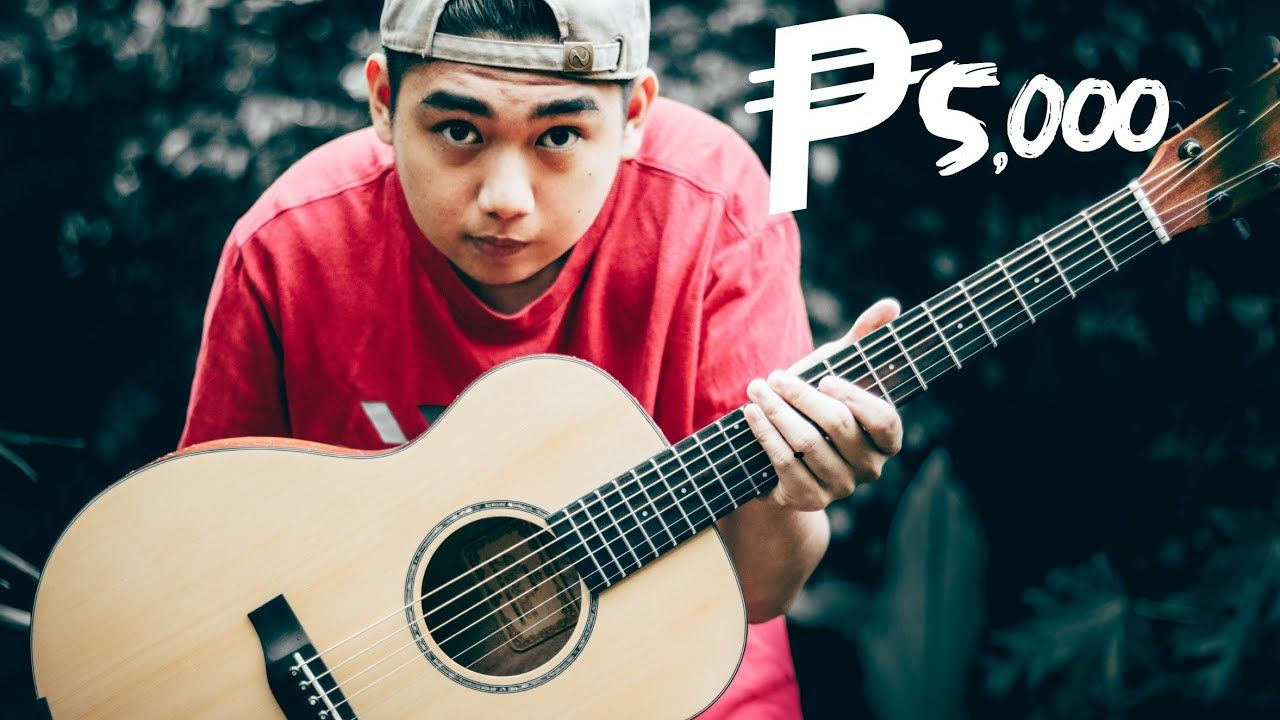 Budget Guitar For 5000 Pesos Phoebus Baby 30 Gs Tagalog Review Https Www Youtube Com Watch V Ckcke5n16 0 In 2020 Guitar Famous Guitarists Guitar Reviews