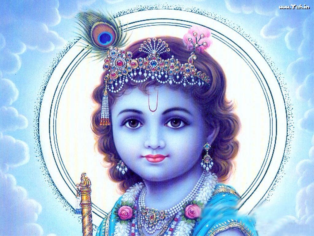 Baby Lord Krishna Baby Krishna Bal Krishna Lord Krishna Wallpapers