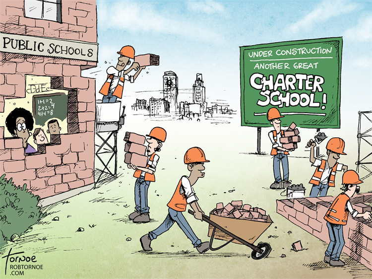 Education Matters: Can you buy and sell public schools? Apparently ...