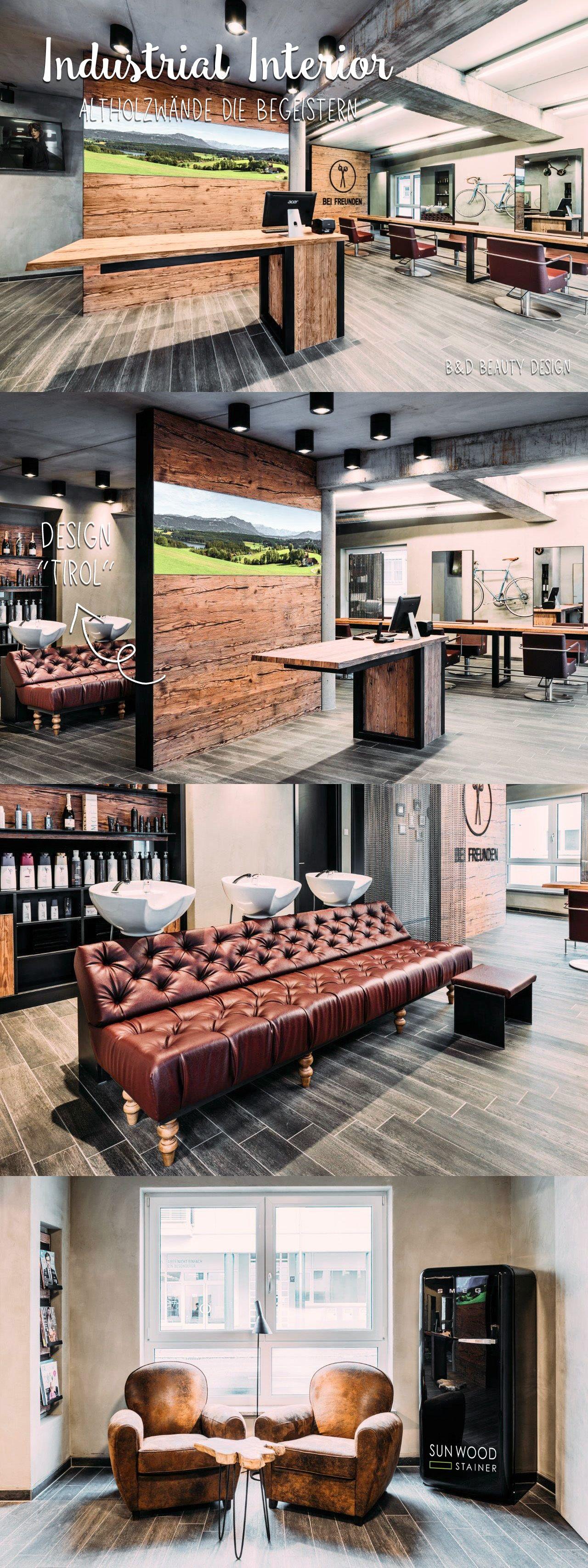Profilbretter Tirol 02   Einrichtung   Pinterest   Barbershop ...