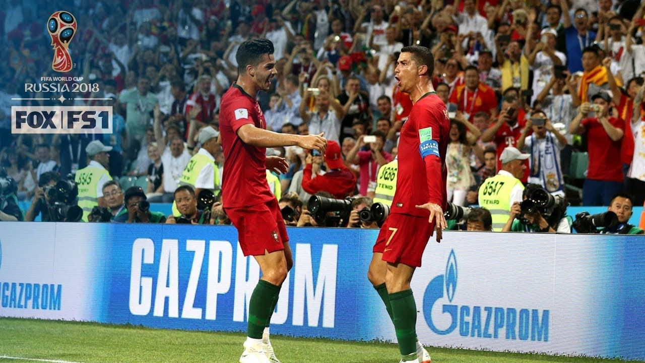 90 In 90 Portugal Vs Spain 2018 Fifa World Cup Highlights Watch 90 Minutes Of Portugal Vs Spain In 90 Seconds Subscribe Portugal Vs Spain Fifa 1 Fifa
