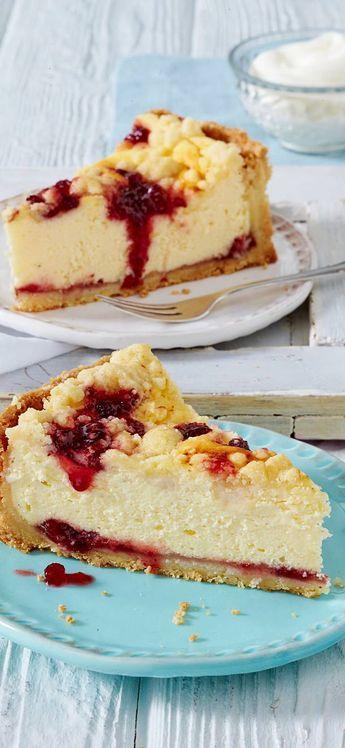 Photo of Vanilla Cheesecake with Sprinkles Recipe DELICIOUS
