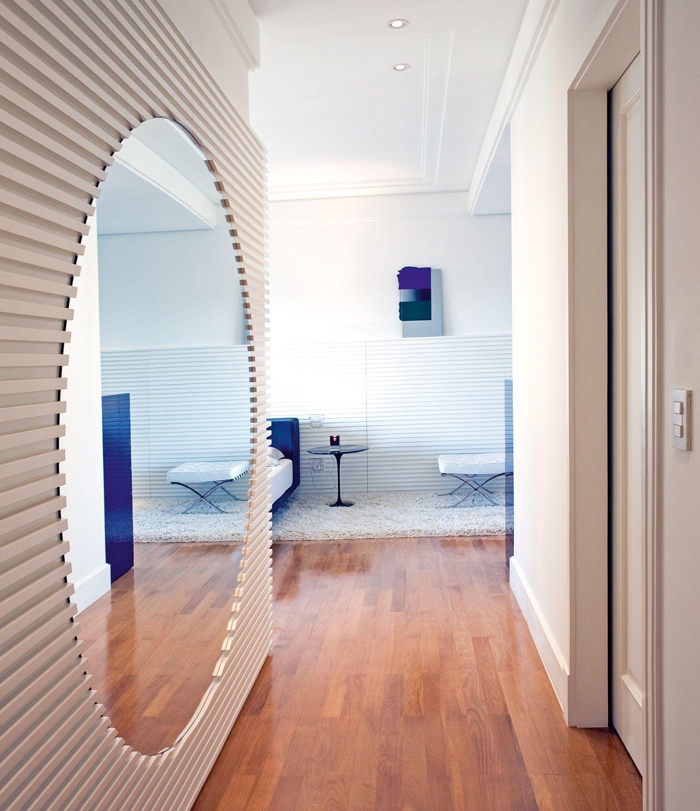 Porta Vela Espelho Redondo Luna D12 Achados Decora O  ~ Espelho Grande Para Quarto Barato