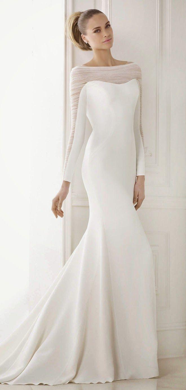 36 Most Stunning Wedding Dresses | Wedding gowns | Pinterest | Chic ...
