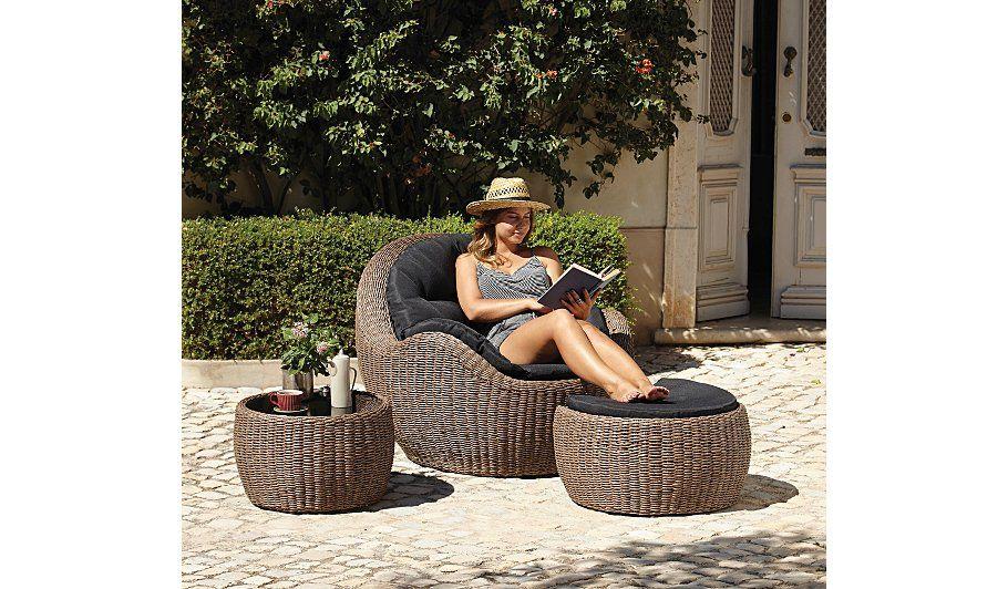 Tremendous Borneo Egg Chair Set Garden Furniture Conservatory Bralicious Painted Fabric Chair Ideas Braliciousco