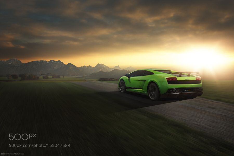 Lamborghini Superleggera by ChristianMotzek