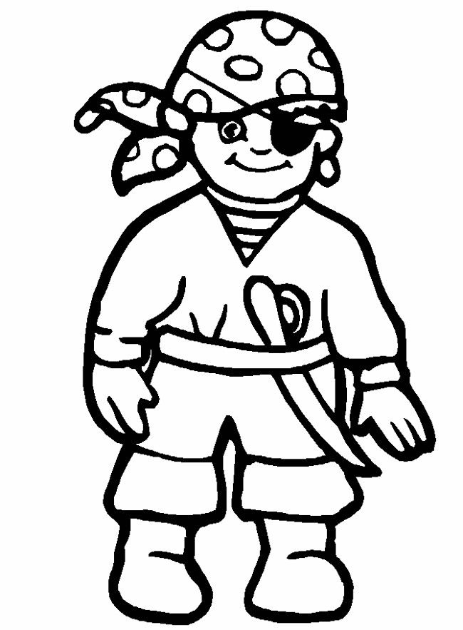 Halloween+Pirates+Pictures+To+Color | pirate coloring pages 1 ...