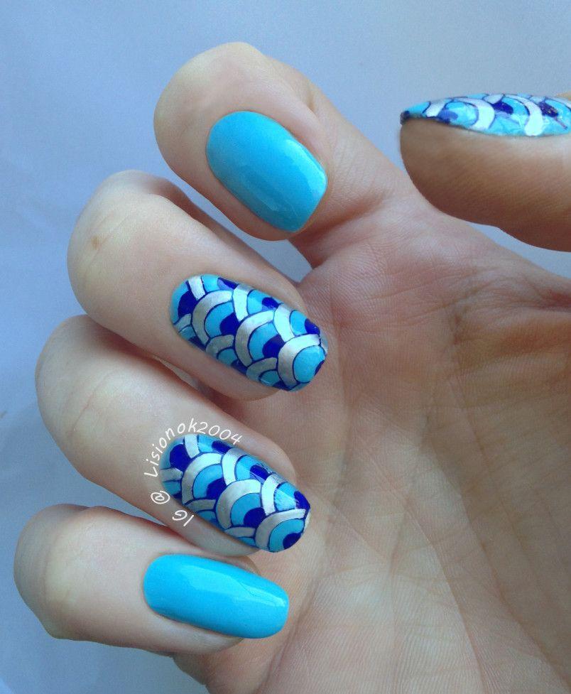 Nail Art London: Nail Art Inspiration, Tropical Nails