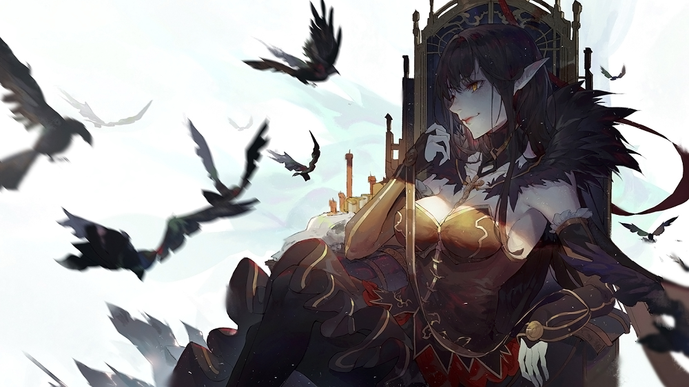 Fate Apocrypha Anime Girls Assassin Of Red Semiramis Fate Apocrypha Fate Series 1920x1080 Wallpaper Wallhaven In 2020 Assassin Of Red Anime Semiramis Fate