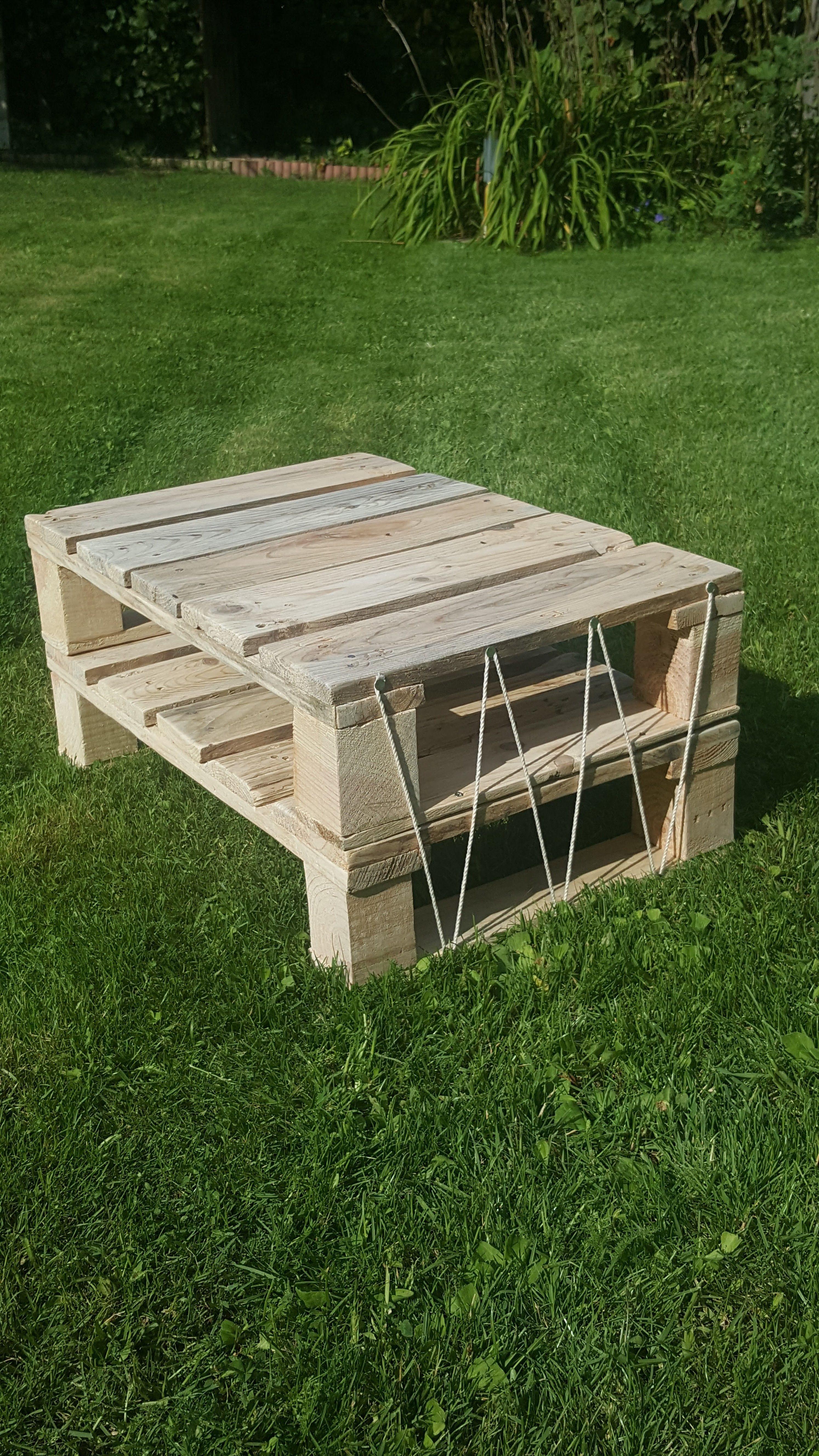Petite Table jardin avec palette | Jardin en 2019 | Mobilier ...
