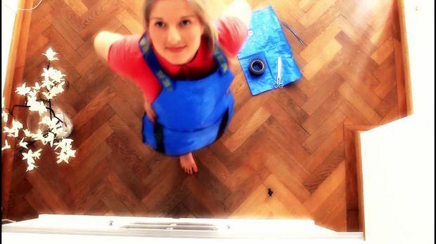 DIY-Anleitung IKEA Tasche wird zur Grillschürze - Galileo - ikea küche anleitung