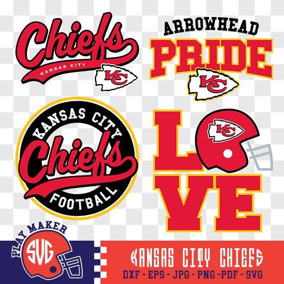 Kansas City Chiefs Svg Kansas Clipart Chiefs Monogram Kansas City Silhouette Screen Printing Play 03 In 2020 Kansas City Chiefs Kansas City City Silhouette