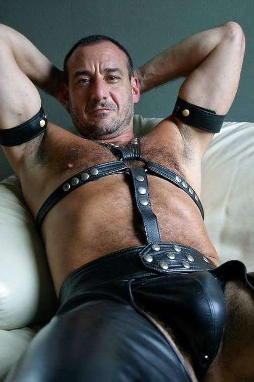 Leather gay stories