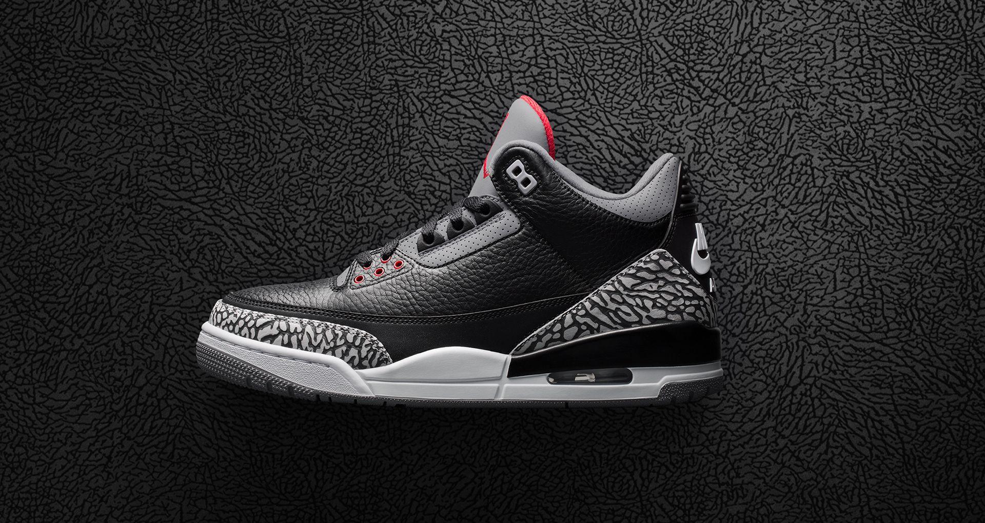 Air Jordan Iii Air Jordans Sneakers Jordan 3