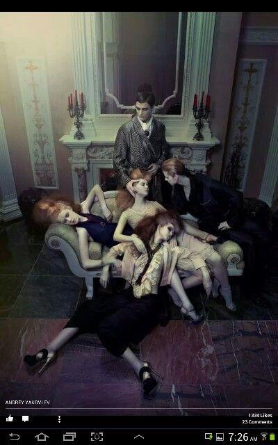 The vampire lesstat