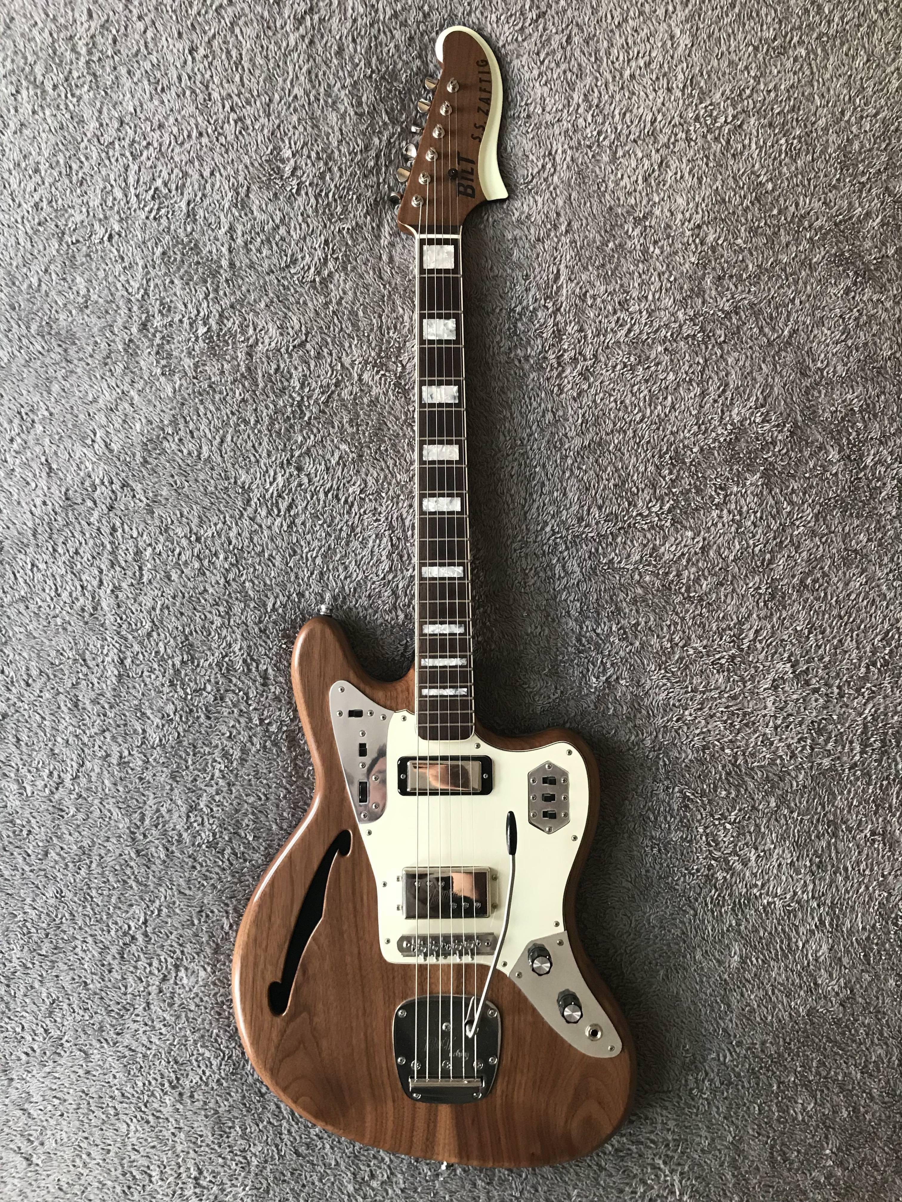Bilt Zaftig | Electric guitars in 2019 | Fender guitars