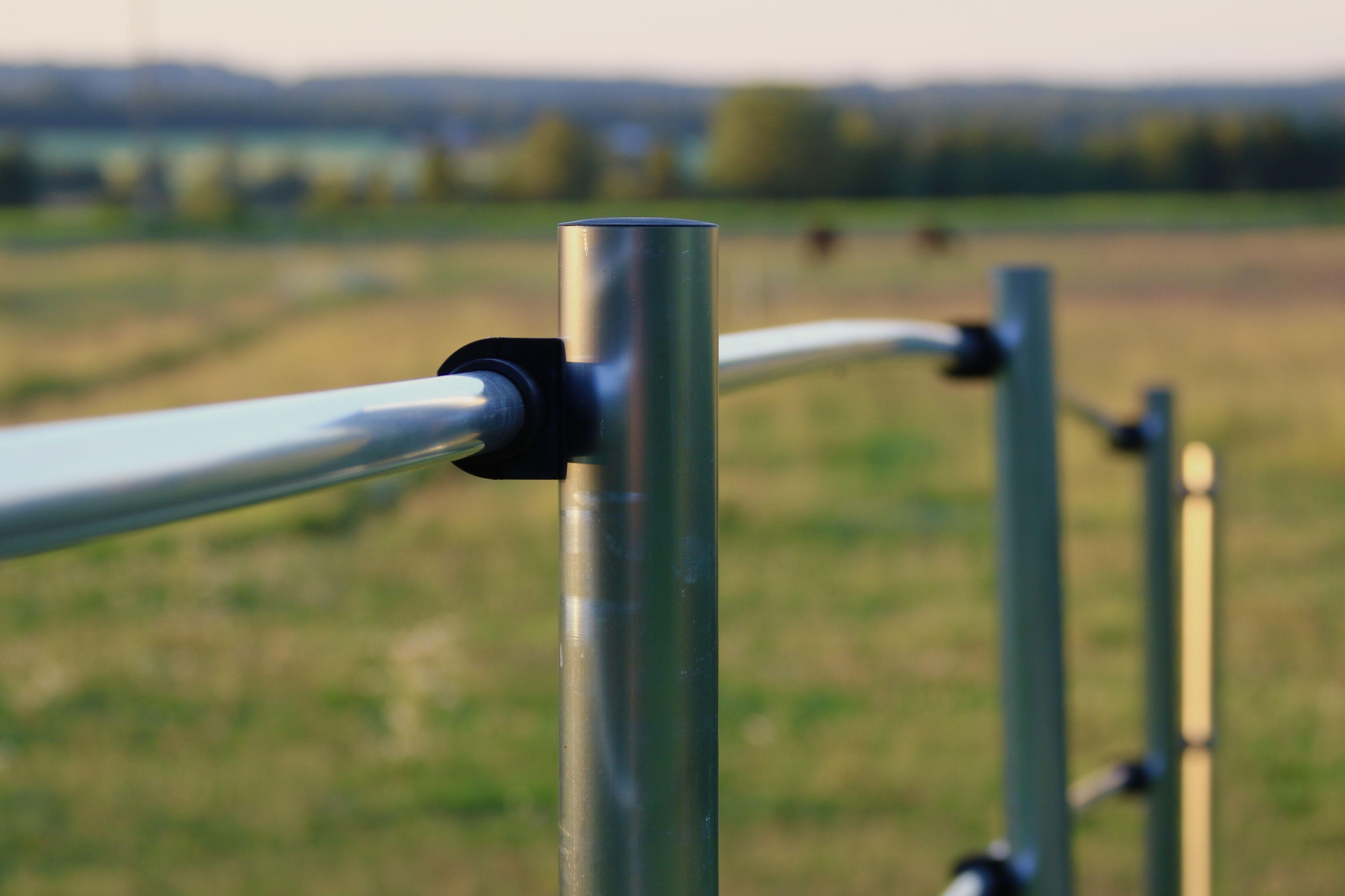 Acorn International EFW1414 1//4-Mile 14-Gauge Galvanized Fence Wire