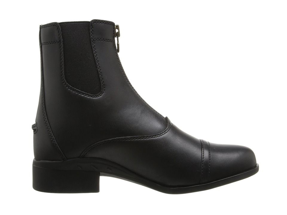 91fa4cc966e7 Ariat Scout Zip Paddock Women's Shoes Black | Products | Shoes, Boots