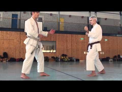 Andre Bertel Germany 2012 Part 3 Of 4 Youtube Karate Martial Arts Workout Kumite