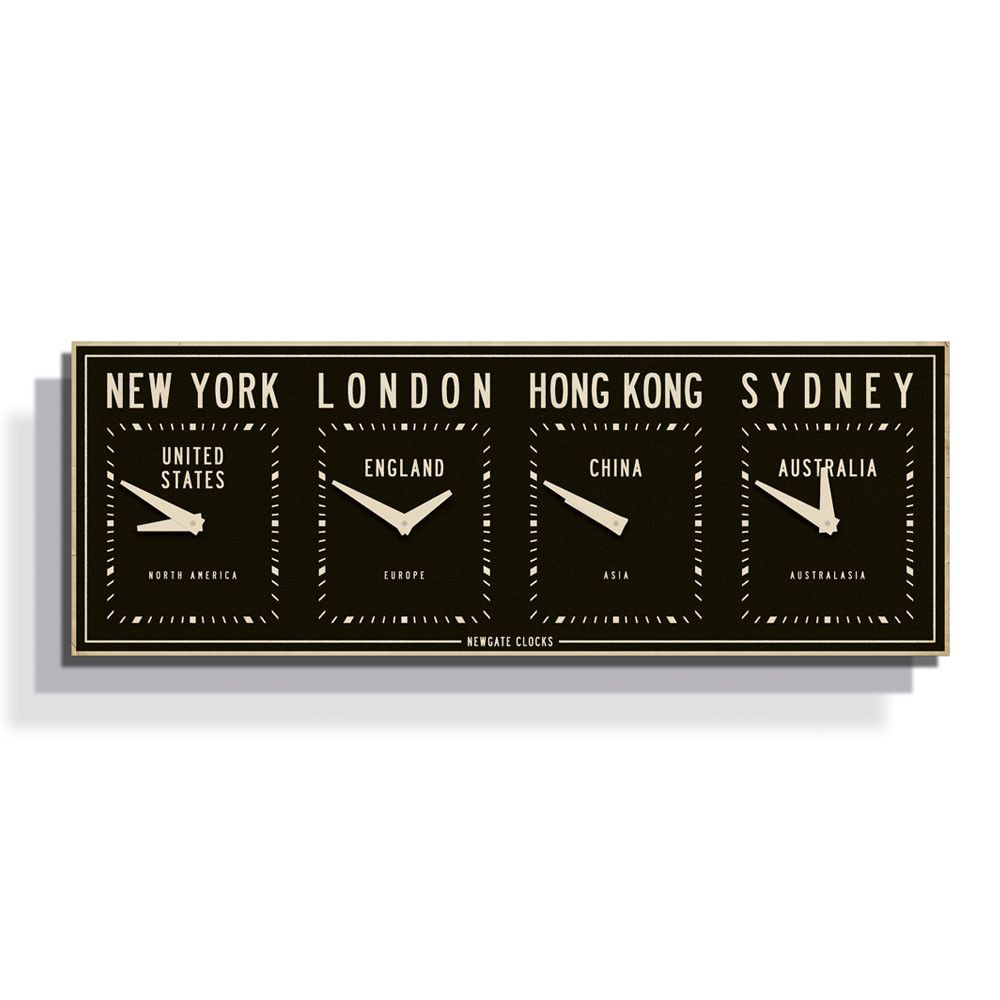 Discover The Newgate Clocks Fleet Street Time Zone Clock Aged