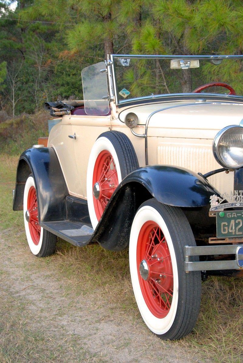 1931 Ford ModelA Roadster Roadsters, Ford models